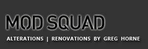 Mod Squad Home Renovations and Alterations, Kitchen and Bathroom Makeovers in the Garden Route